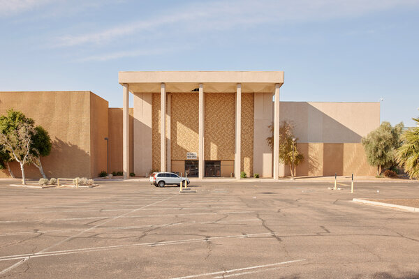 The state of the American mall