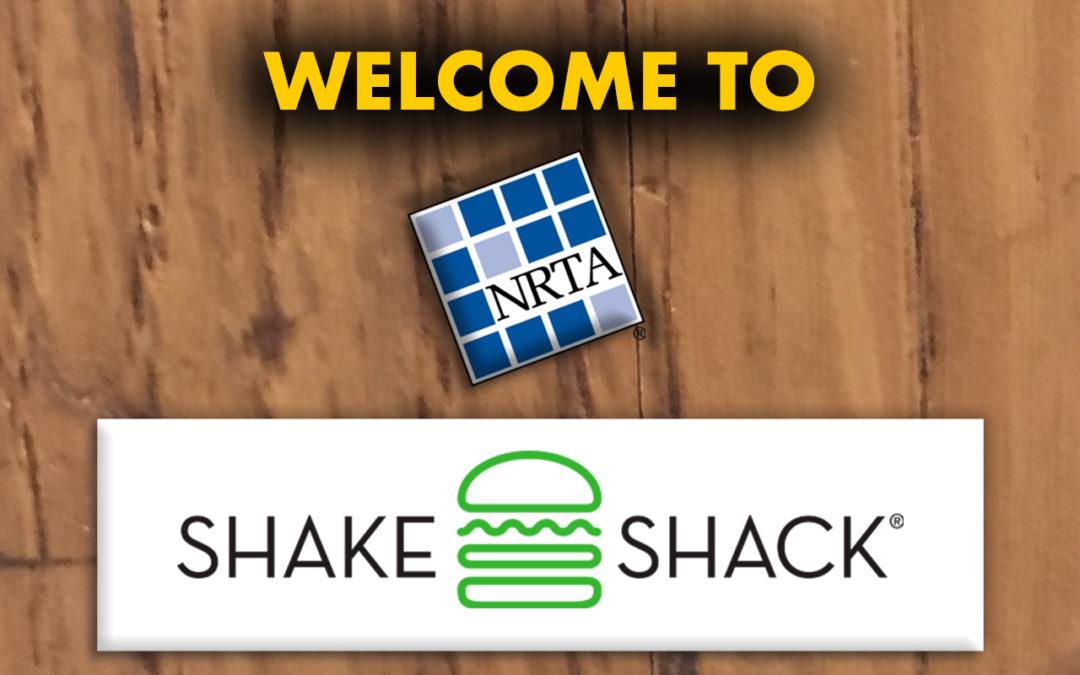 NRTA is happy to welcome new member Shake Shack