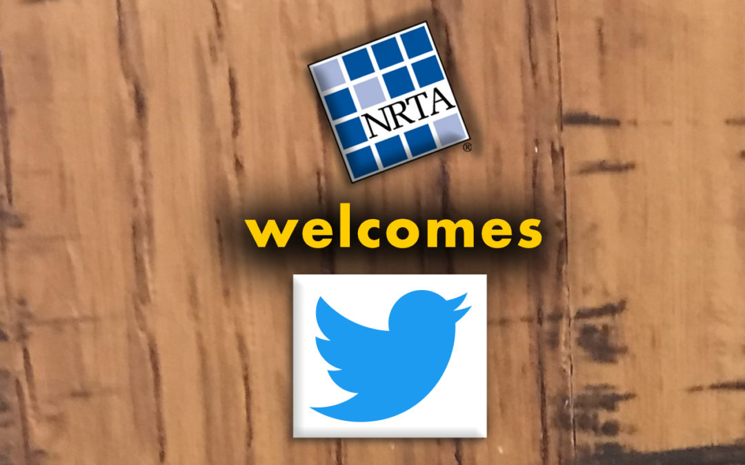 Welcome Twitter! Our NRTA members make us strong